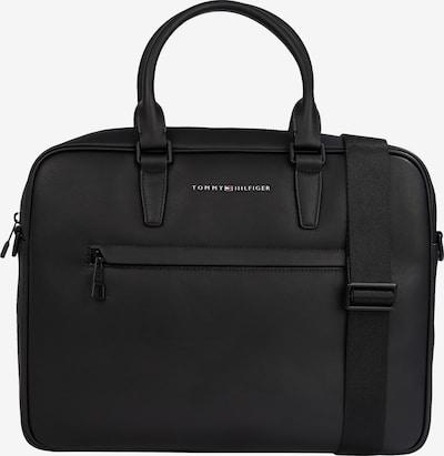 TOMMY HILFIGER Laptoptas in de kleur Navy / Vuurrood / Zwart / Zilver, Productweergave