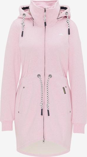 Schmuddelwedda Sweatmantel in pink, Produktansicht