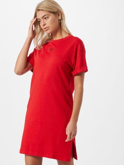 Rochie 'Neyle' HUGO pe roși aprins / negru, Vizualizare model