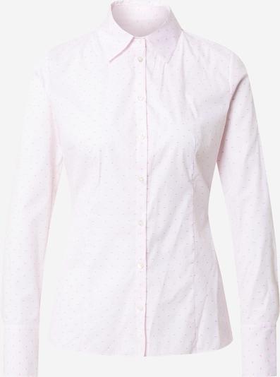 HUGO Bluse in rosa / weiß, Produktansicht