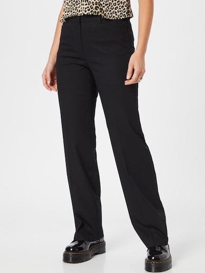 GERRY WEBER Hose in schwarz, Modelansicht