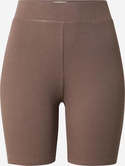 ABOUT YOU x Sofia Tsakiridou Shorts 'Alexa' in braun, Produktansicht