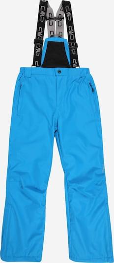 CMP Outdoor hlače | nebeško modra / črna barva, Prikaz izdelka