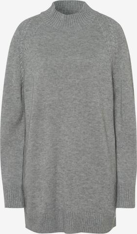 BRAX Pullover 'Lia' in Grau