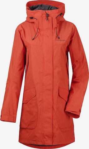 Didriksons Performance Jacket in Red