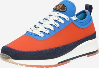 SCOTCH & SODA Sneaker 'Vivex' in royalblau / orangerot / schwarz / weiß, Produktansicht