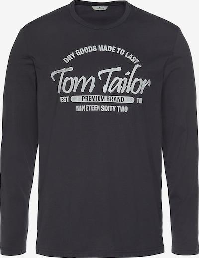 Tom Tailor FM Shirt in graphit / weiß, Produktansicht