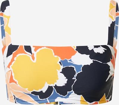 Sutien costum de baie 'Marina' Seafolly pe albastru / albastru noapte / portocaliu / corai / alb, Vizualizare produs