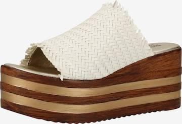 REPLAY Pantolette in Braun