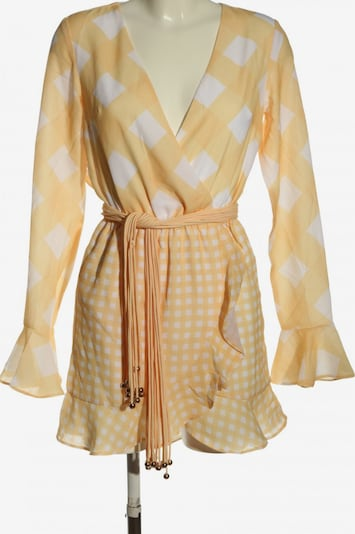 Sabo Dress in XS in Pastel yellow / White, Item view