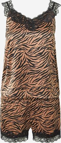 ESOTIQ Pajama 'Erykah' in Brown
