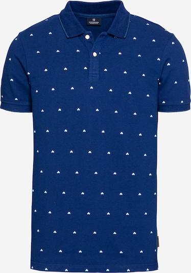 SCOTCH & SODA Tričko - modrá / svetlomodrá / biela, Produkt