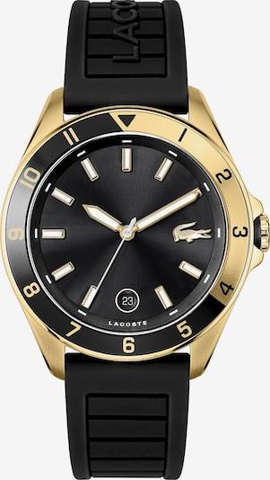 LACOSTE Analoginen kello värissä kulta / musta, Tuotenäkymä