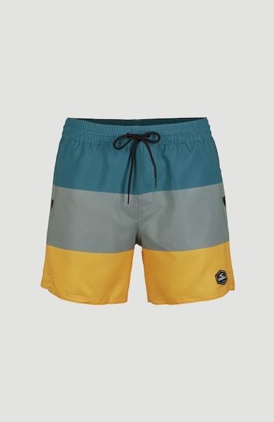 O'NEILL Boardshorts in gelb / grau / grün, Produktansicht