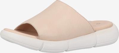 ILC Pantolette in beige, Produktansicht