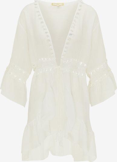 MYMO Tunique en blanc, Vue avec produit