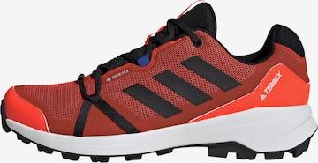 adidas Terrex Flats in Red