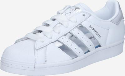 Sneaker low 'SUPERSTAR' ADIDAS ORIGINALS pe gri argintiu / argintiu / alb, Vizualizare produs