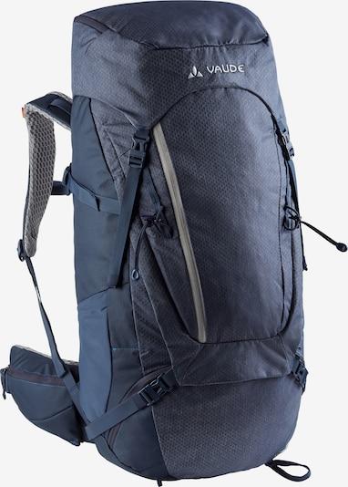 VAUDE Rucksack 'Asymmetric 48+8' in marine, Produktansicht