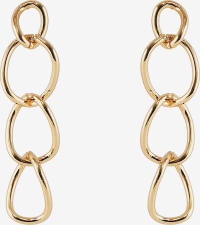 PIECES Boucles d'oreilles en or, Vue avec produit