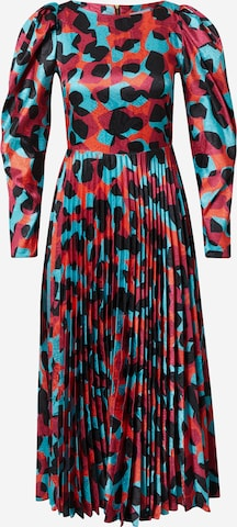 Closet London Kleid in Rot