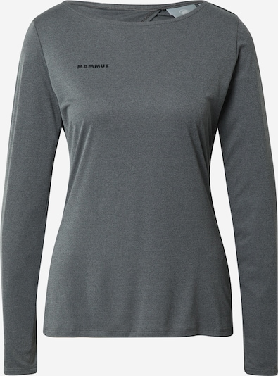 MAMMUT Camiseta funcional 'Pali' en azul paloma, Vista del producto