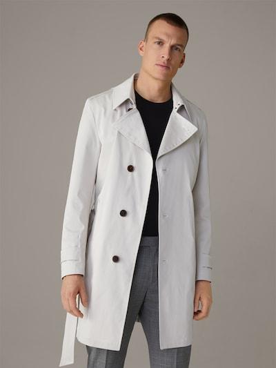 STRELLSON Mantel 'Messina' in weiß, Modelansicht