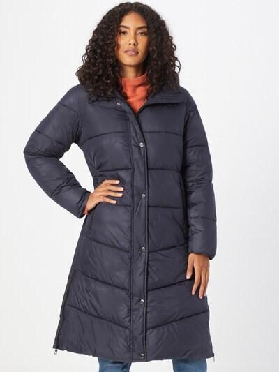 s.Oliver Χειμερινό παλτό σε ναυτικό μπλε, Άποψη μοντέλου