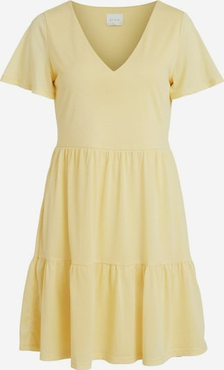 VILA Dress 'Natalie' in Light yellow, Item view