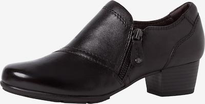 JANA Hochfrontpumps in schwarz, Produktansicht