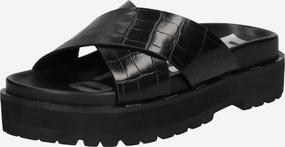 BUFFALO Pantolette 'RAMIRA' in schwarz, Produktansicht