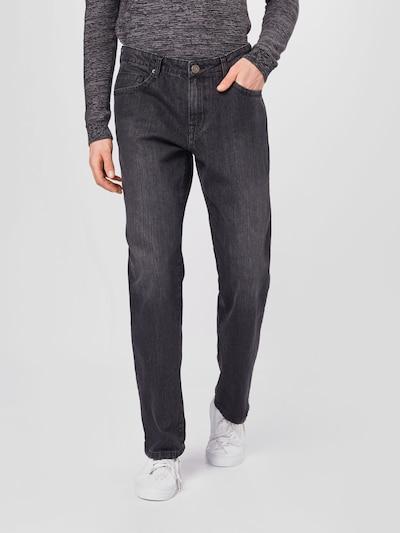 Urban Classics Jeansy w kolorze czarny denimm, Podgląd na modelu(-ce)