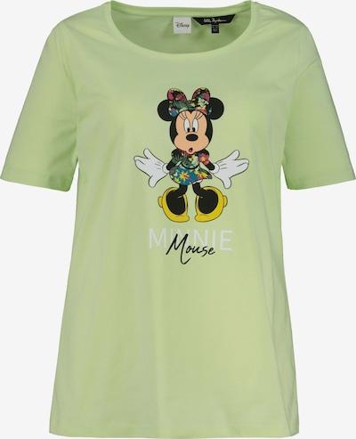 Ulla Popken Shirt in pastellgrün, Produktansicht