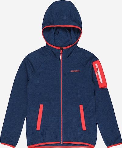 ICEPEAK Sportjacke 'LACEY' in navy / melone, Produktansicht