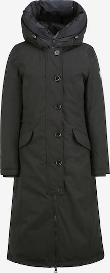 No. 1 Como Mantel Claudi 2 in schwarz, Produktansicht
