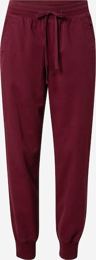 GAP Trousers in wine red, Item view