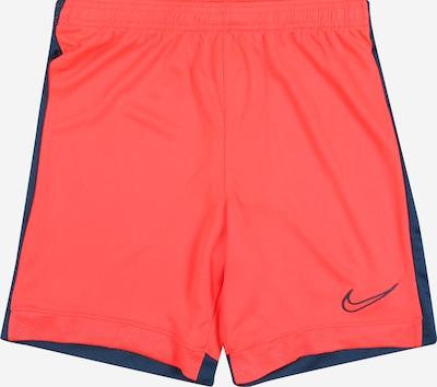 NIKE Sportbroek in de kleur Donkerblauw / Rood, Productweergave
