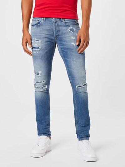 REPLAY Jeans 'WILLBI' in blue denim, Modelansicht