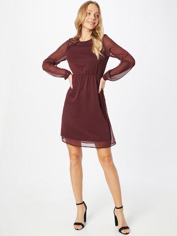 VERO MODA Dress 'Smilla' in Red