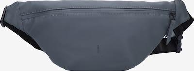 RAINS Gürteltasche in grau / schwarz, Produktansicht