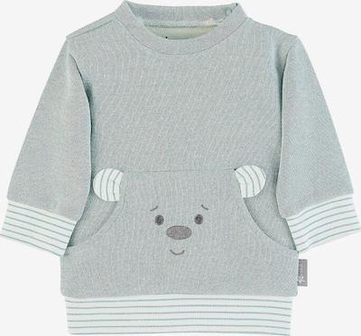STERNTALER Shirt in graumeliert / naturweiß, Produktansicht