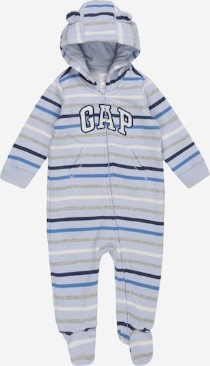 GAP Overall in de kleur Blauw / Gemengde kleuren, Productweergave