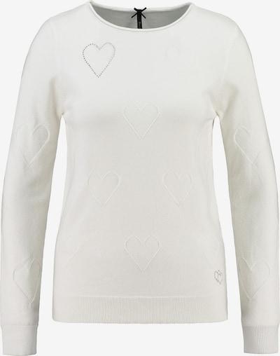 Key Largo Pullover in weiß, Produktansicht