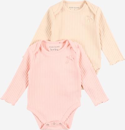River Island Pijama entero/body en rosa / talco, Vista del producto