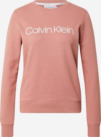 Calvin Klein Sweatshirt in Pink