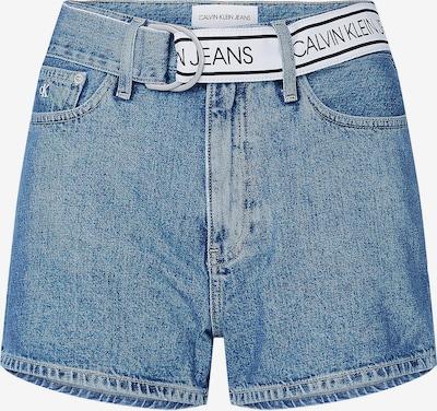 Calvin Klein Jeans Jeansshorts in blue denim, Produktansicht