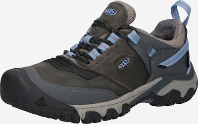 KEEN Outdoorschuh in hellblau / grau / dunkelgrau, Produktansicht