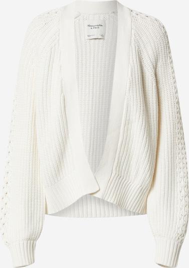 Abercrombie & Fitch Adīta jaka, krāsa - balts, Preces skats