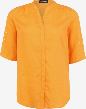 Doris Streich Blouse in Orange