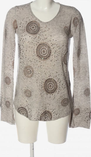 Princesse goes Hollywood Sweater & Cardigan in M in Brown / Wool white, Item view